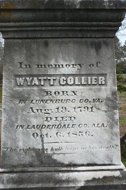 Wyatt Collier
