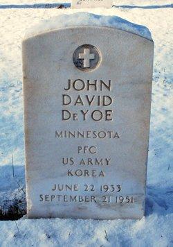 John David Deyoe