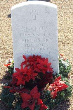 Charles Franklin Fields, Sr