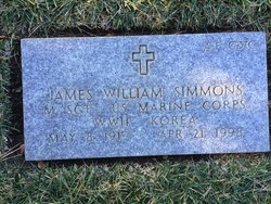James William Simmons