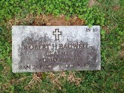 Robert Harold Bagwell