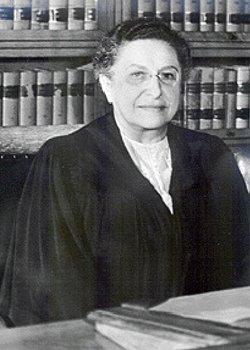 Judge Jennie <I>Loitman</I> Barron