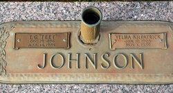 Velma <I>Kilpatrick</I> Johnson