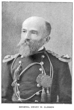 Henry Whitney Closson