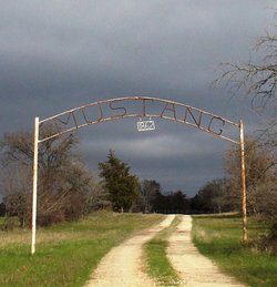 Mustang Cemetery