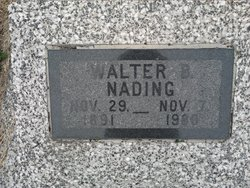 Walter B. Nading