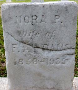 Nora Prudence <I>Black</I> Adams