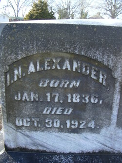 Isaac Newton Alexander