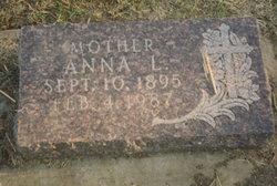 Anna L <I>Herl</I> Gross