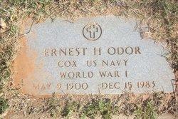 Ernest Holt Odor