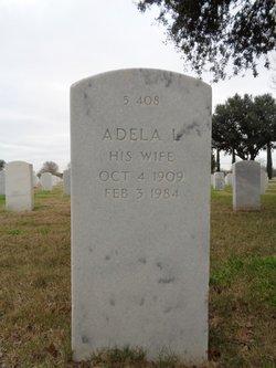 Adela <I>Longoria</I> Alaniz