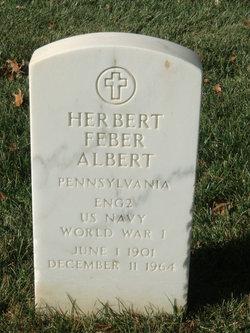 Herbert Feber Albert