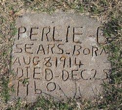 Perlie B. Sears