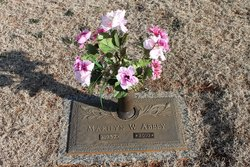Marilyn Doris <I>Wright</I> Abbey