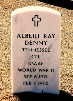 Albert Ray Denny