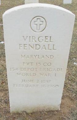 Virgel Fendall