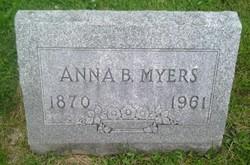 Anna B Myers