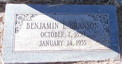 Benjamin Branson
