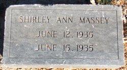 Shirley Ann Massey