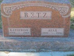 "Alexander ""Alex"" Betz"