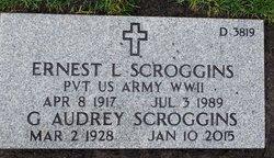 Grace Audrey <I>Rooks</I> Scroggins