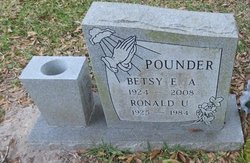 Ronald Urlington Pounder