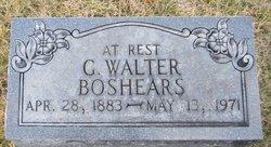 George Walter Boshears