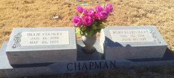 Ollie Stanley Chapman