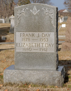 "Elizabeth ""Bessie"" <I>Timmons</I> Day"