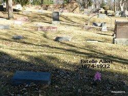 """Estelle Jeanette """"Stella"""" Allen"""