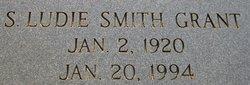 S Ludie <I>Smith</I> Grant