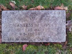 Harless Marion Love