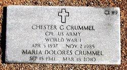 Chester Glenn Crummel