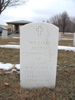 William Allen Cumming, Jr