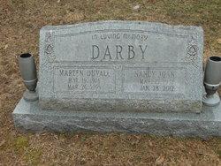 Nancy Joan <I>Good</I> Darby