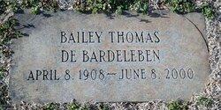 Bailey Thomas DeBardeleben