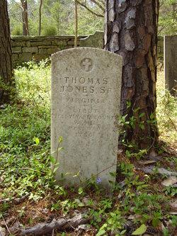 Thomas Jones, Sr