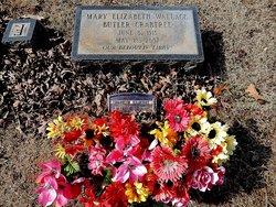 Mary Elizabeth <I>Wallace</I> Crabtree
