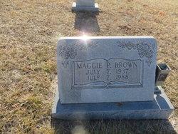 Maggie G. <I>Phillips</I> Brown