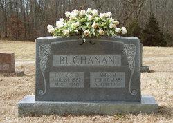 Amy <I>McCullough</I> Buchanan