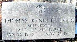 Thomas Kenneth Long