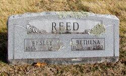 Bethena <I>Roller</I> Reed