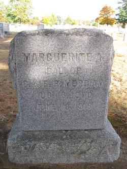 Marguerite A Merriam