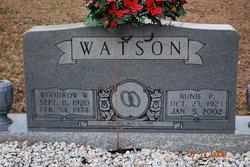 Woodrow W. Watson