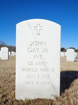 John Gay, Jr