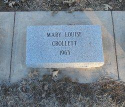Mary Louise Crollett