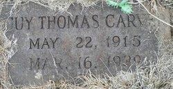 Guy Thomas Carver