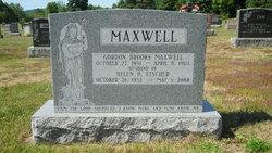 Helen Donelda <I>Fischer</I> Maxwell
