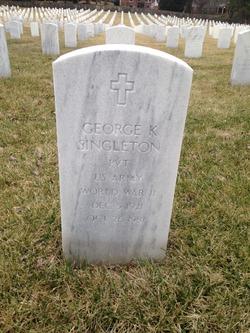 George K Singleton