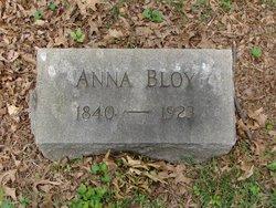 Anna <I>Kirkman</I> Bloy